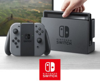 Nintendo Switch dock performance boost details leak