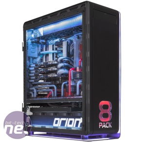 8Pack OrionX goes on sale at OcUK 8Pack OrionX dual-system monster PC goes on sale at OcUK