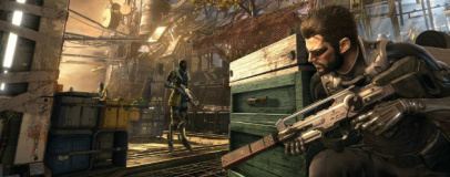Square Enix releases Deus Ex: Mankind Divided pre-order DLC for free
