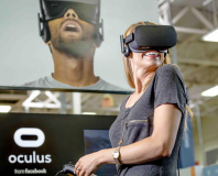 Oculus Rift price drops below £500 once more