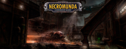 Rogue Factor announces Necromunda: Underhive Wars