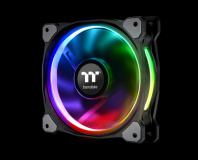 Thermaltake launches Riing Plus 12 LED TT Premium fan