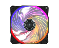 Antec announces Rainbow 120 RGB case fan