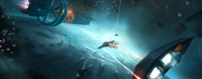 Frontier pulls Elite Dangerous: Arena from sale
