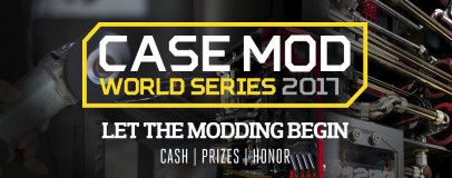 Cooler Master announces Case Mod World Series judging panel