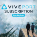 HTC to launch Viveport VR subscription service tomorrow