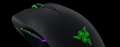 Razer announces Lancehead wired, wireless gaming mice