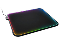 SteelSeries announces Qck Prism dual-surface RGB mouse mat