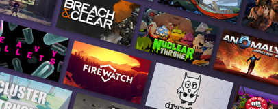 Amazon's Twitch opens its digital storefront