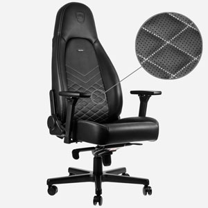 Become ICONIC with noblechairs!