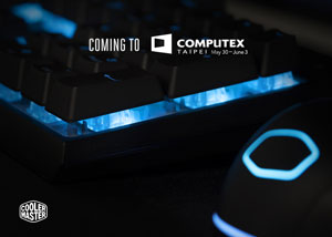 Cooler Master Leaks a Peek into the Computex Vault