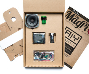 MagPi Magazine cover-mounts new Google Assistant kit