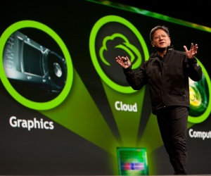 Nvidia revenue soars for Q1 FY2018