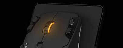 Roccat launches Leadr wireless gaming mouse