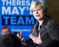 Conservative Party pledges to take control of the UK's Internet