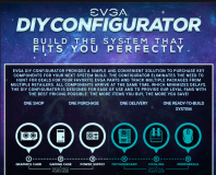 EVGA launches DIY Configurator service