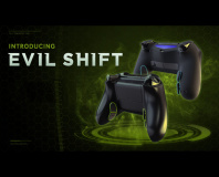 Evil Controllers announces 'tournament grade' Evil Shift pads