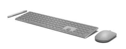 Microsoft announces Modern Keyboard with Fingerprint ID