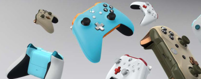 Microsoft UK launches Xbox Design Lab controller customisation
