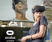 Oculus VR brings Rift hardware to local libraries